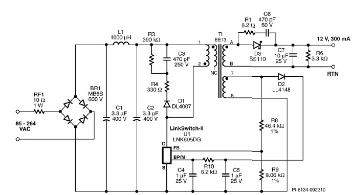 12 Volt Led Lamp Schematic | Get Free Image About Wiring ...