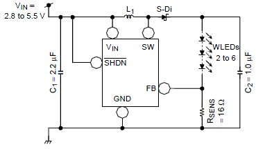 white led driver circuit design using tb62756fug driver ic wiring rh autonomia co High Power LED Driver Circuit LED Schematic Diagram