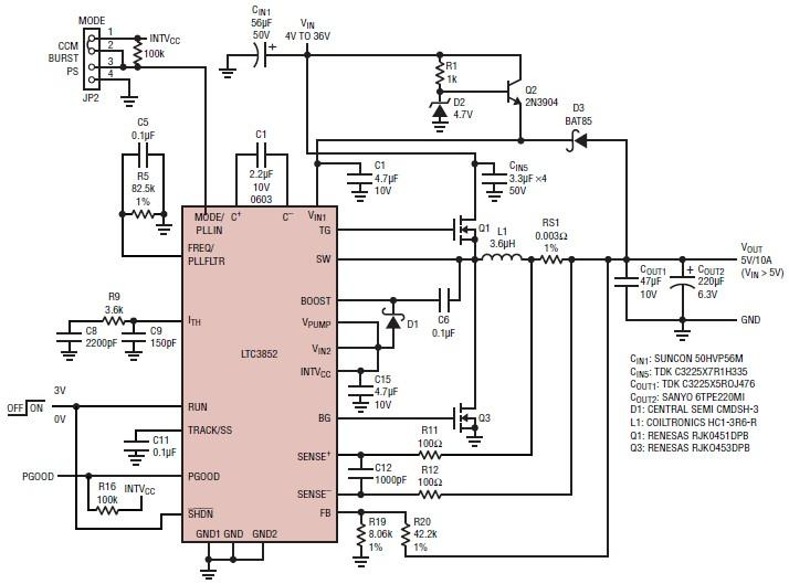 Circuit Diagram 5 Volt Power Supply Trusted Wiring Diagram