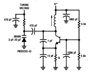 Webster 95b25 14dbw Pa  lifier 2 6l6 moreover Electronic Organ Schematic Circuit Diagram together with Noise Canceling Headphones in addition 50 300 Mhz Colpitts Oscillator Circuit likewise Lm386 Audio  lifier. on fm transmitter and receiver circuit diagram