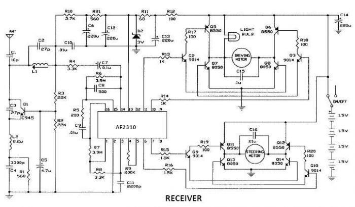 e38 radio wiring diagram images af2310 radio controlled motor circuit design projecton power wheels