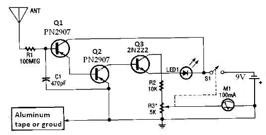 electronic circuit diagrams projects – ireleast – readingrat, Circuit diagram