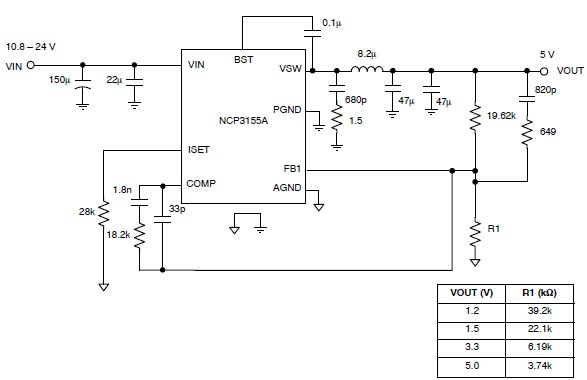 NCP3155 5 volt regulated power supply electronic project on 30 volt power supply schematic, 9 volt power supply schematic, 3 volt power supply schematic, 24 volt regulator circuit, 24 volt starting system diagram, 24 volt battery wiring diagram, 5 volt power supply schematic, 6 volt power supply schematic, 24 volt led flasher, 24 volt battery charger circuit diagram, 24 volt charging diagram, 24 volt rectifier, 12 volt transformer schematic, 24 volt alternator, 60 volt power supply schematic, 16 volt power supply schematic, 24 volt scooter battery, 18 volt power supply schematic, 48 volt power supply schematic, 15 volt power supply schematic,