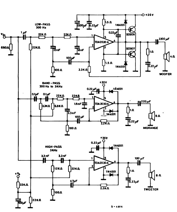 Simple Radio Circuit Diagram
