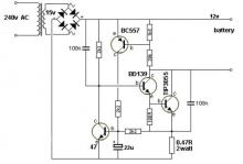 Battery charger circuits page [current-page-number]