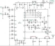 BH1417F FM stereo transmitter circuit