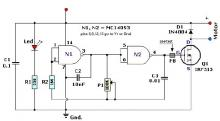 motor drivers page current page number rh electroniccircuitsdesign com