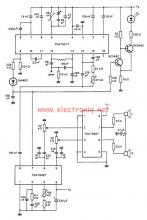 TDA7021T FM integrated radio receiver circuit design