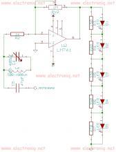 car tracking device circuit diagram receiver