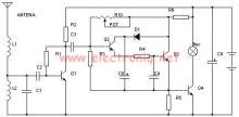 Storm detector circuit