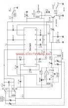 TDA7088T fm radio receiver circuit