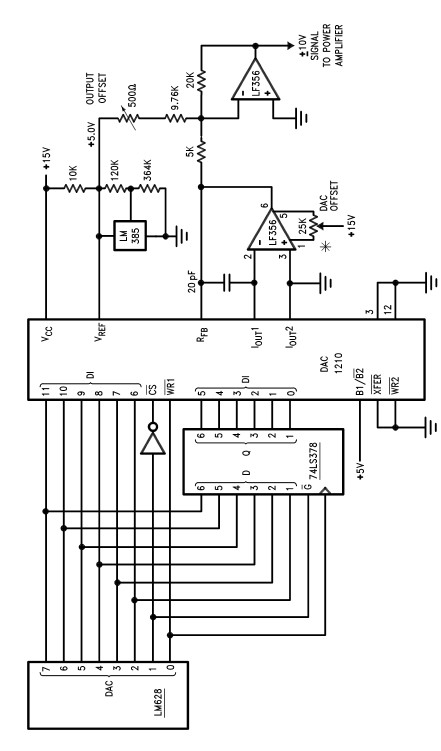 dc motor driver circuit design using lm628 lm629 dedicated motion
