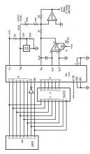 DC motor driver circuit design using LM628 LM629