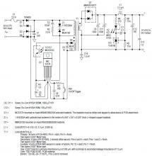 MC33374 high power voltage switching regulator