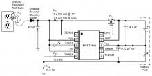 MCP73841lithium ion lithium polymer chargher schematic circuit project